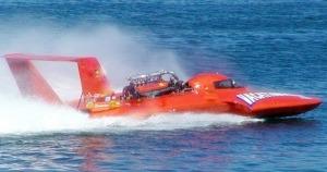 racing-boat