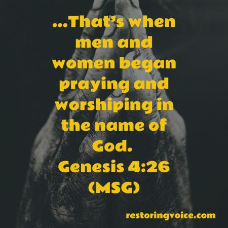prayingandworshipping