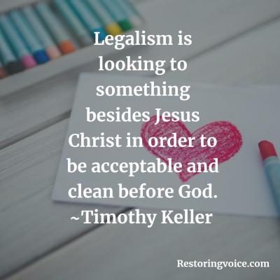 Legalisticlove